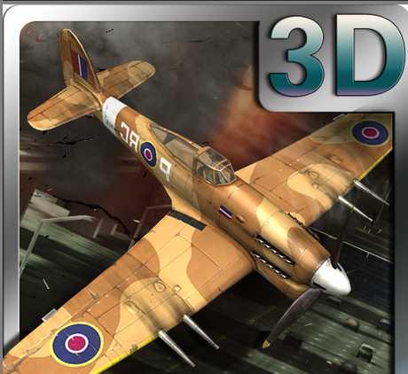 3D战争英豪1943图标