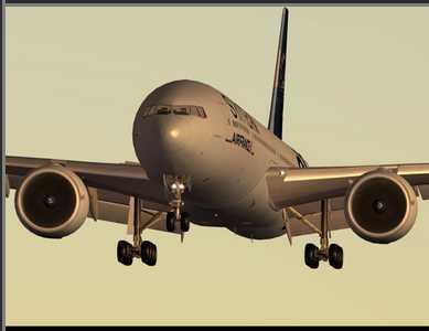 模拟飞行图标