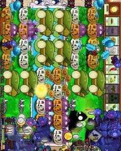 植物大战僵尸无尽版游戏截图