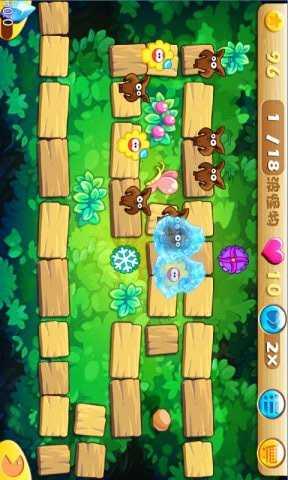 开心农场保卫水果游戏截图