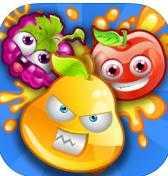 疯狂水果派图标