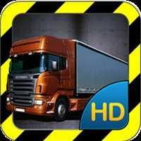 卡车驾驶练习图标