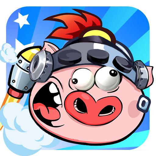 全民飞猪大战图标
