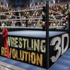 摔角革命3D图标
