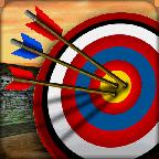 射箭3D图标