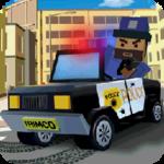 我的世界:警察抓小偷