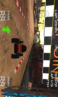 四驱越野挑战赛游戏截图