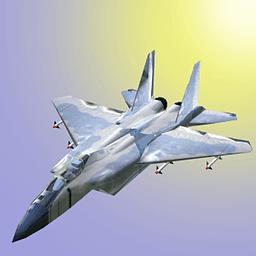 模拟遥控飞机图标