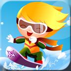 滑雪冒险记