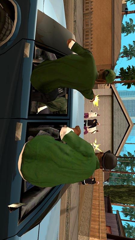 侠盗猎车手:圣安地列斯游戏截图