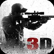 狙擊行動3D:代號獵鷹圖標