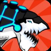 狂暴机械鲨鱼图标