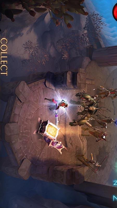 剑魂(Bladebound)游戏截图