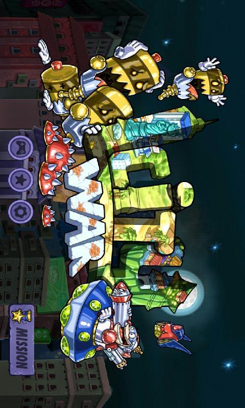城市战争:机器人对战下载游戏截图