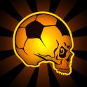 死亡足球图标