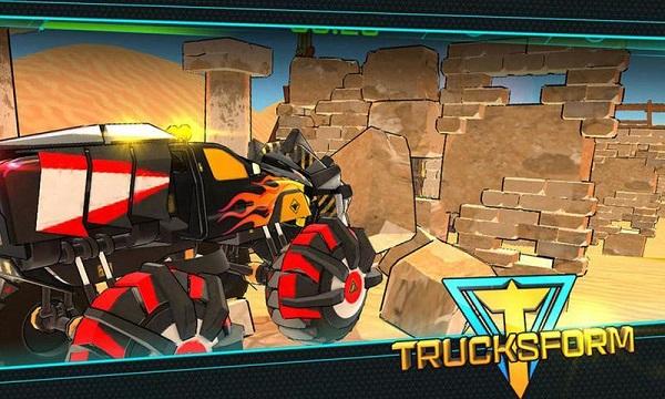 变形卡车游戏截图