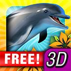 海豚乐园:野生朋友直装(无限珍珠) 图标