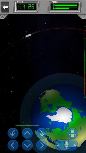 太空宇航局游戏截图