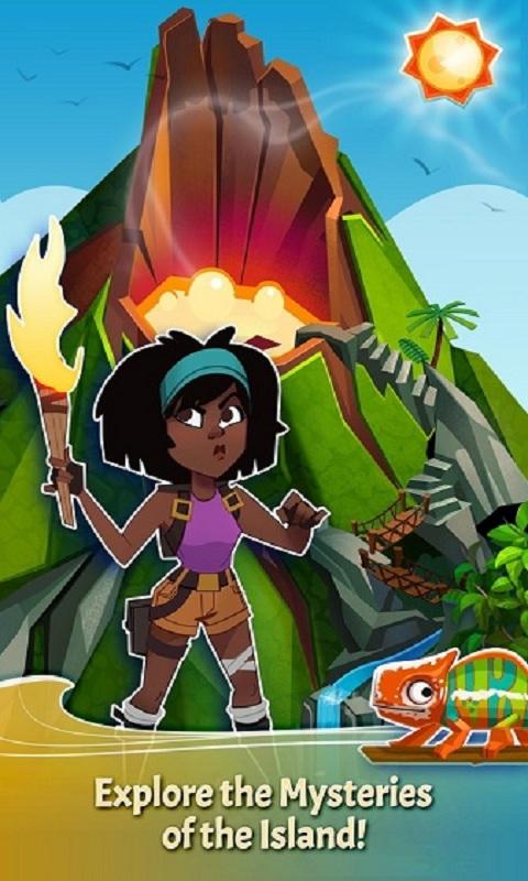 开心农产:热带度假下载游戏截图