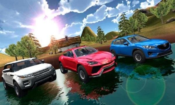 越野车驾驶模拟器3D游戏截图