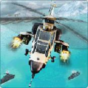现代直升机战斗图标