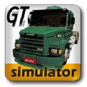 卡车模拟图标