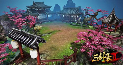 动作对战手游《三剑豪2》官网下载 游戏玩法简介