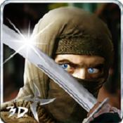 忍者刺客战士3D图标