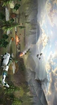 直升机空袭游戏截图