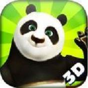 3D熊猫大冲浪下载图标