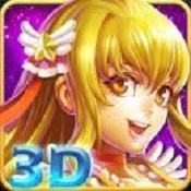 巴啦啦小魔仙3D 图标