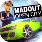 火力全开之开放城市中文(Madout Open City)图标