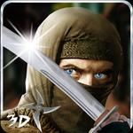 忍者刺客战士3D版图标