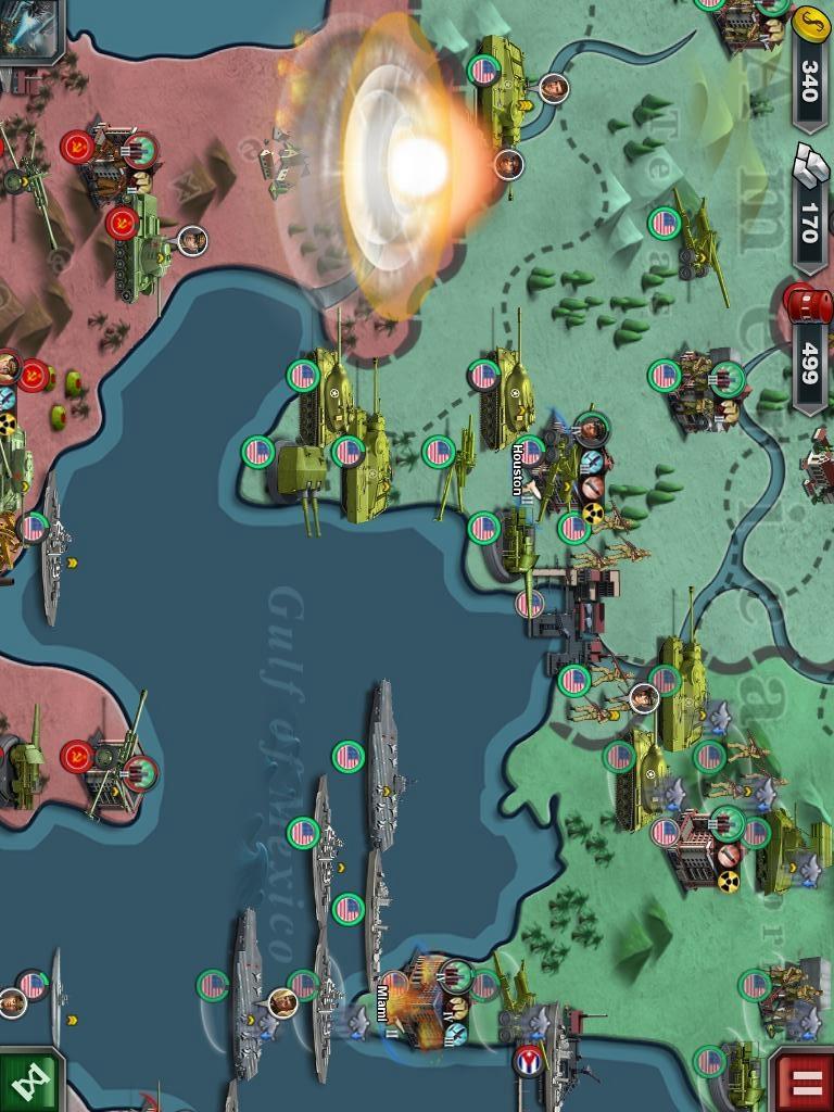 世界征服者3游戏截图