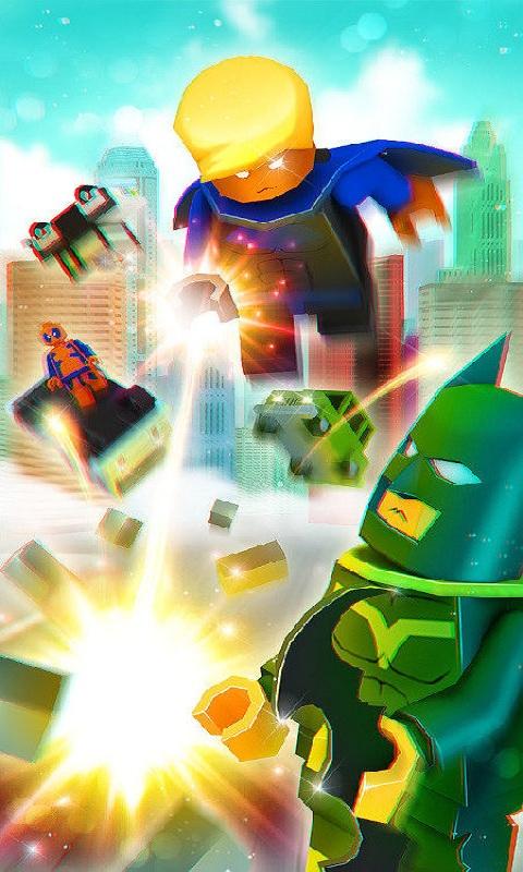 一起走吧!超级英雄们(Let's Go Superheroes)游戏截图