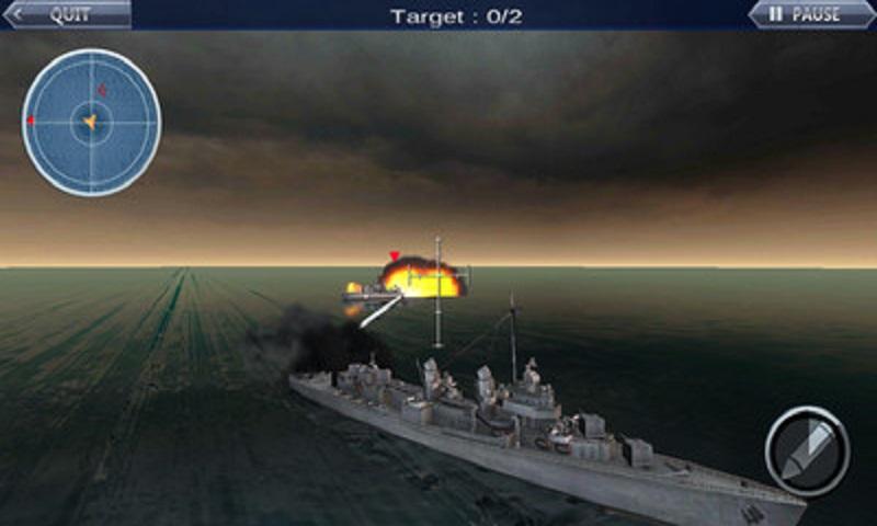 疯狂海战游戏截图