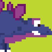 侏罗纪跑酷冒险下载图标