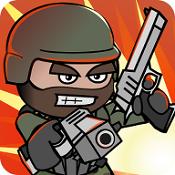 涂鸦军团2:迷你民兵(Doodle Army 2 Mini Militia )图标