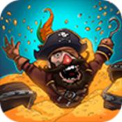 海盗点击者(Clicker Pirates)图标