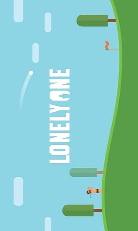 孤岛宁静(Lonely One Hole-in-one)游戏截图