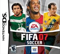 FIFA世界足球2007美版(NDS)图标