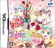 少女的恋爱革命DS中文版(NDS)
