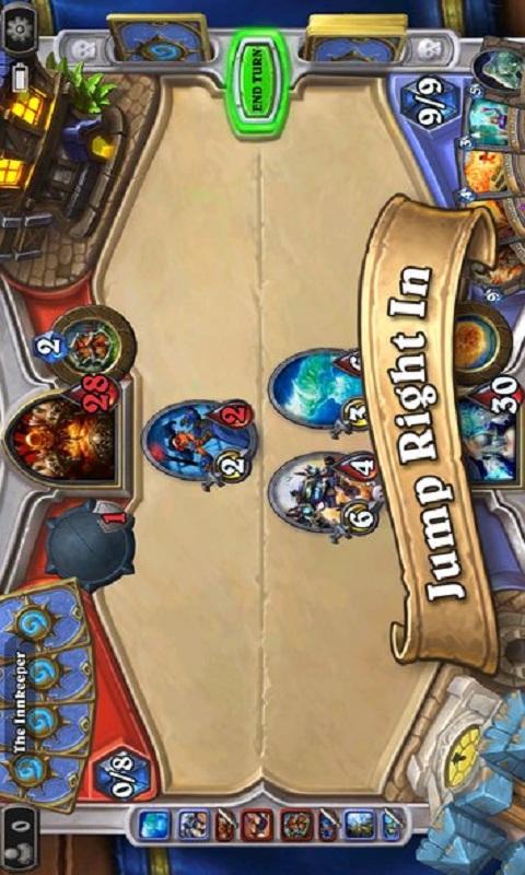 炉石传说:魔兽英雄传(Hearthstone Heroes of Warcraft)游戏截图