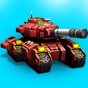 方块坦克大战2(Block Tank Wars 2)版图标