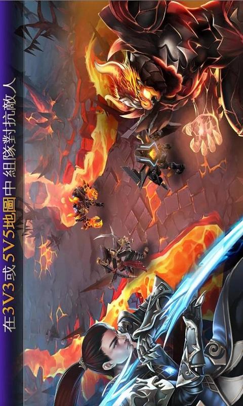 混沌与秩序之英雄战歌(Heroes O&C)宣传图片
