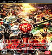 假面骑士:巅峰英雄OOO(PSP)图标