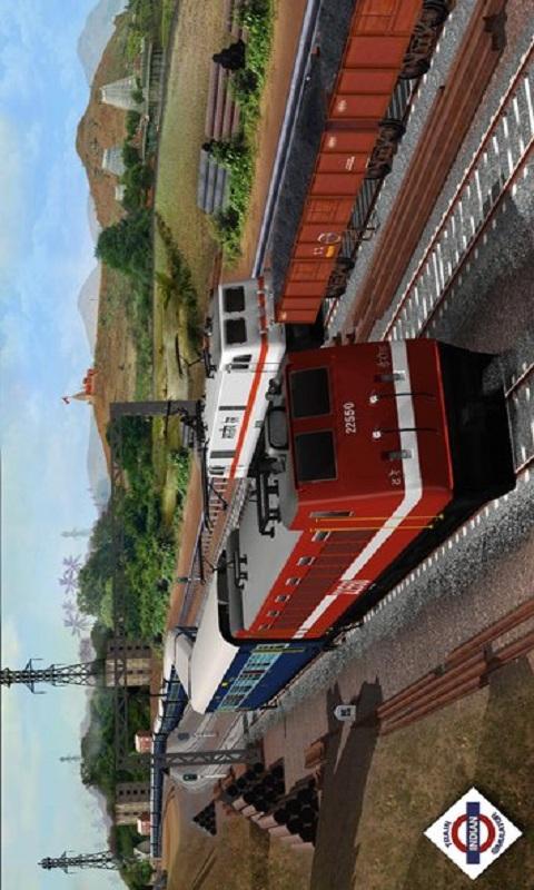 印度火车模拟(Indian Train Sim)游戏截图