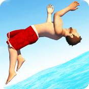 翻转跳水(Flip Diving)版图标