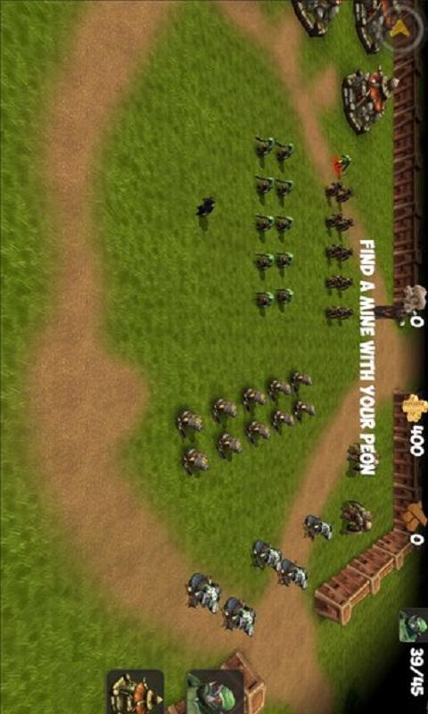 魔兽战争(OrcWar)版游戏截图