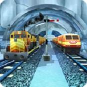 火车赛车游戏3D 2图标